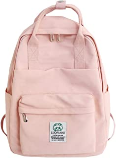 Cocity Women Girls & Men Boys Lightweight Large-capacity Backpack Purse Waterproof Nylon Fashion College Bag Daypack