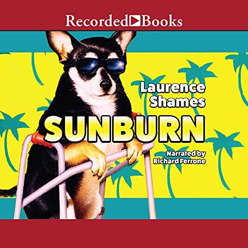 Sunburn Audiobook By Laurence Shames cover art