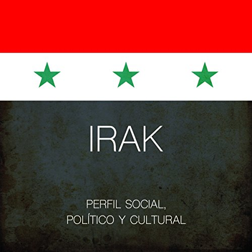 Irak [Iraq] audiobook cover art