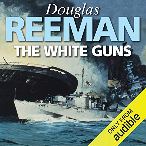 The White Guns audiobook cover art