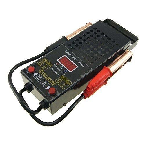 Kfz-Starthilfegerät und Ladesystem-Tester - 6V & 12V / 100A - 452111
