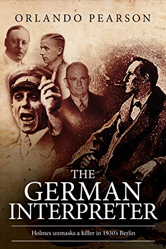 The German Interpreter (The Redacted Sherlock Holmes) (English Edition)