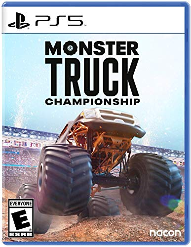 [PS5, Xbox Series X] Monster Truck Championship ~ $26 at Amazon