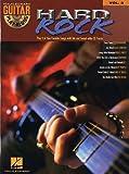 Guitar Play Along HARD ROCK (CD +) con púa ---8 Hard Rock clásico entre otras cosas con IRON MAN (Black Sabbath) y SMOKE ON THE WATER (Deep Purple) para voz y guitarra en notación estándar y tablatura (funnyusbstick/sheet music)