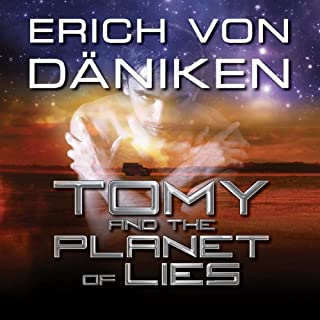 Tomy and the Planet of Lies cover art