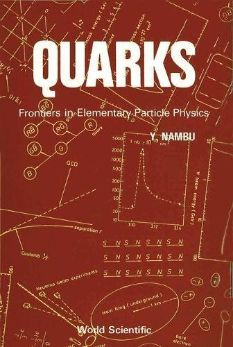 Quarks: Frontiers In Elementary Particle Physics