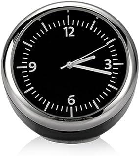 Mini car Digital Quartz Watch Clock Decoration High Precision Automotive electronic car Accessories