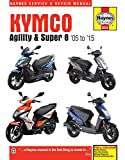 Kymco Agility & Super 8 Scooters, '05-'15 (Haynes Motorcycle)