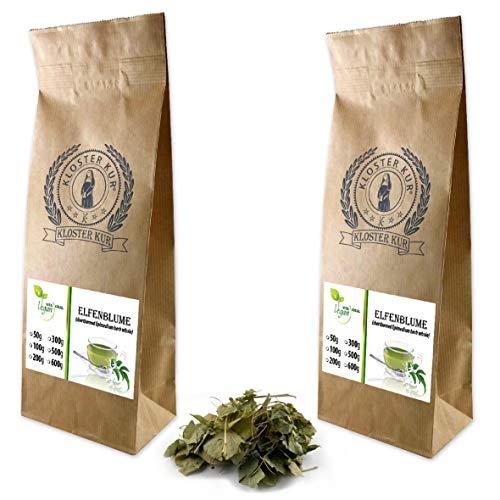 VITAIDEAL VEGAN® Elfenblumen Blätter (Epimedium, Sockenblumen) 2x50g, rein natürlich ohne Zusatzstoffe.