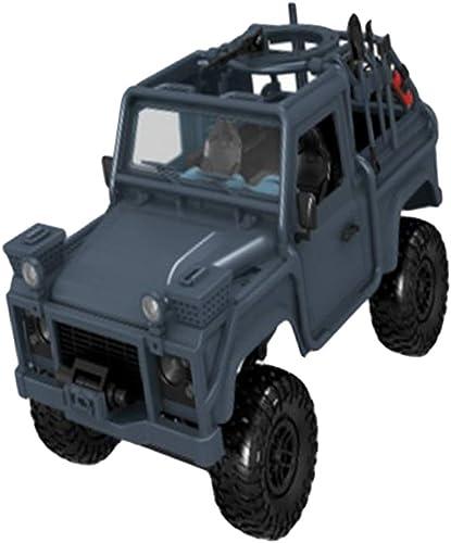 auténtico IPOTCH IPOTCH IPOTCH Vehículo de Camión Escalada RC Four Drive de Coche de 4 Ruedas para Camino de Montaña  hasta un 50% de descuento