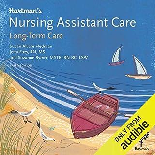 Hartman's Nursing Assistant Care audiobook cover art