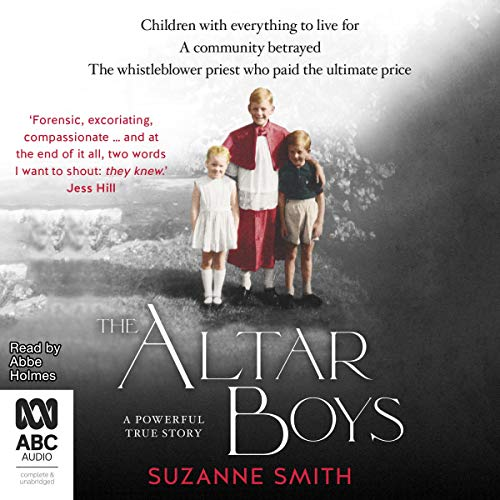 The Altar Boys cover art