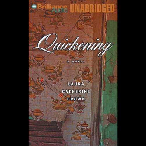 Quickening audiobook cover art