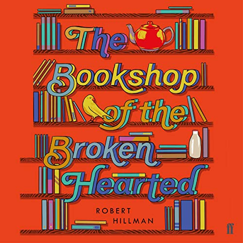 Couverture de The Bookshop of the Broken Hearted
