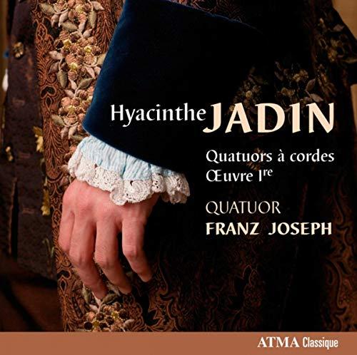 Jadin : Quatuors À Cordes Oeuvre 1ère