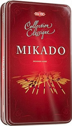 Mikado Pickup Sticks (Tactic Classic Collection) (Versione Inglese)