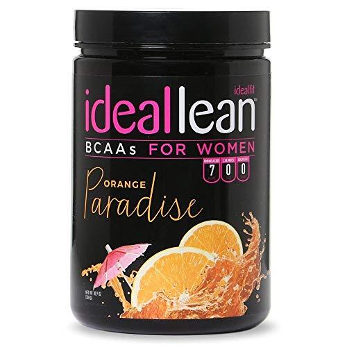 IdealLean BCAA For Women ‐ Amino Acids for Women   Maximize Fat Burn...