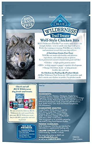 Blue Buffalo Wilderness Trail Training Treats