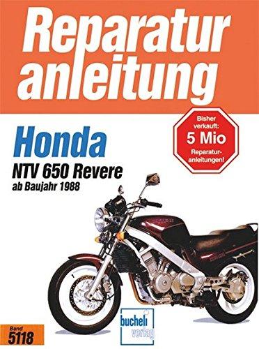Honda NTV 650 Revere (ab 1988) (Reparaturanleitungen)