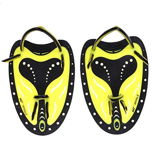 InnerSetting Guantes de buceo para natación para adultos (amarillo L)