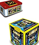 Caja 50 Sobres De Cromos De La Liga Este 2021 2022 + Tin Box(Cajita metálica con 75 Cromos)- Multicolor (Panini España, S.A)