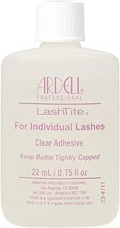 Ardell LashTite Individual Eyelash Adhesive 22ml/0.75oz -Clear