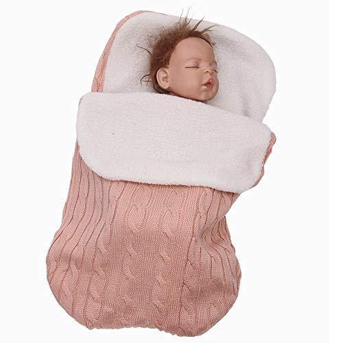 YEKEYI Unisex Baby Schlafsack Neugeborenes Baby Wrap Wickeldecke Schlafsack Kinderwagen Wrap für 0-12 Monate Baby