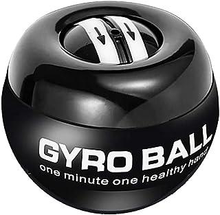 Lyugym スナップボール オートスタート 手首強化 腕力アップ パワースピナー 筋トレ トレーニング器具 腕の筋トレ 手首鍛える用
