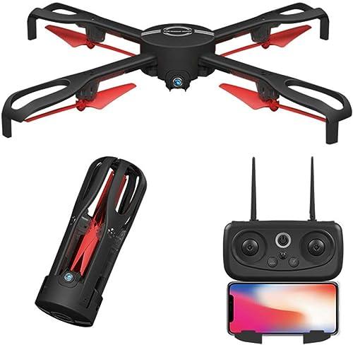 Dkings IDEA9 RC Quadcopter Foldable Drone, 2.4Ghz GPS FPV WiFi 1080P HD Camera Selfie Drone mit Altitude Stabilisation Geschenkspielzeug