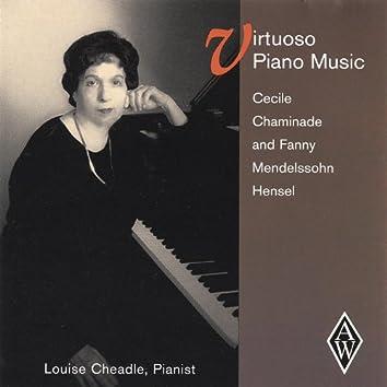 Virtuoso Piano Music