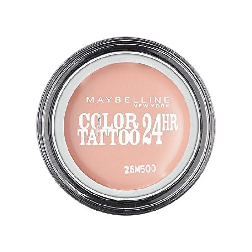 モックびん別にMaybelline Color Tattoo 24hr Matt Effect Cr?me De Rose (Pack of 6) - メイベリンカラータトゥー24時間つや消し効果のクレーム?ド?ローズ x6 [並行輸入品]