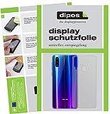 dipos I 6X Schutzfolie matt kompatibel mit Beafon M6 Rückseite Folie Bildschirmschutzfolie (bewusst Kleiner als das Glas, da Dieses gewölbt ist)