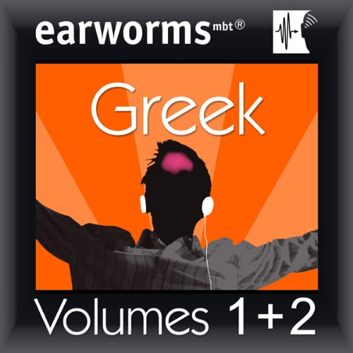 Rapid Greek     Volumes 1 & 2              By:                                                                                                                                 Earworms Learning                               Narrated by:                                                                                                                                 Marlon Lodge                      Length: 2 hrs and 21 mins     1 rating     Overall 5.0