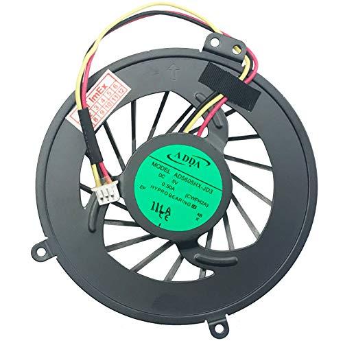 Lüfter Kühler Fan Cooler kompatibel für Fujitsu Lifebook AH502, Lifebook A530, Lifebook AH530, Lifebook AH512, Lifebook A512, Siemens Lifebook A532,