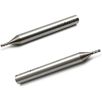 1//2 Shank Diameter 3 Cutting Length 6 Length 1//2 Cutting Diameter Aluminum Titanium Nitride Coating SGS 31934 1ELB 4 Flute Ball End General Purpose End Mill