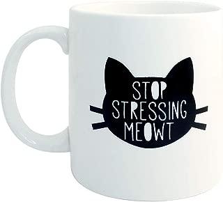 Funny Cat Mug For Cat Lovers