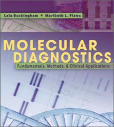 Molecular Diagnostics: Fundamentals, Methods and Clinical...