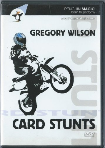 Card Stunts by Gregory Wilson - DVD