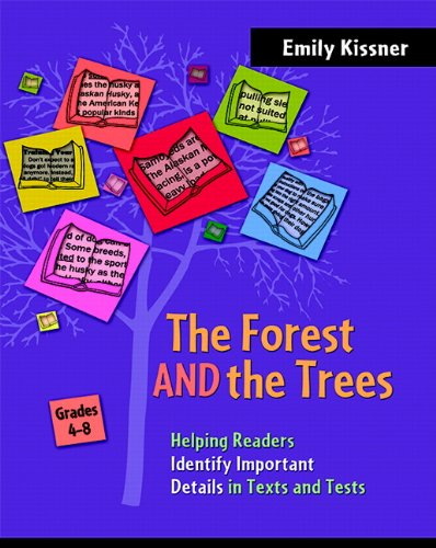 The Forest And the Trees: Helping Readers Identify...