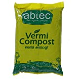 improves soil fertility, population of beneficial microbes and thereby increases the quantity and quality of the crop yield. Vermicompost contains water-soluble nutrients and is an excellent, nutrient-rich organic fertilizer and soil conditioner. It ...