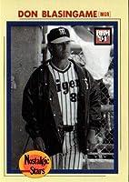 BBM1994 ベースボールカード レギュラーカード No. 536 ブレイザー