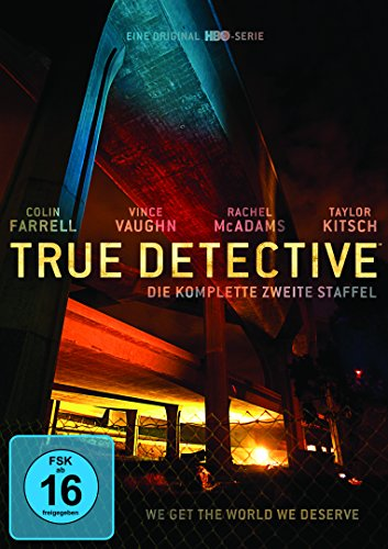 True Detective - Staffel 2 (3 DVDs)