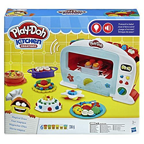 Hasbro Play-Doh- Play-Doh Il Magico Forno, B9740EU4