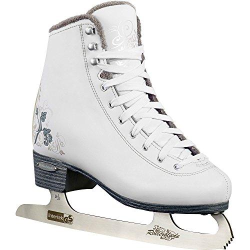 Rollerblade Ice Damen 0P501500-101 Schlittschuh Figure Skates Stella weiss - 27