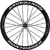 Pegatinas Llantas Bicicleta BONTRAGER Aeolus Elite 35 Disc WH70 Blanco 010