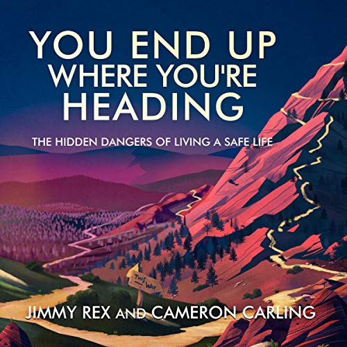 You End Up Where You're Heading cover art