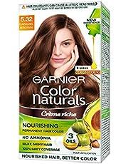 Garnier Color Naturals Crème hair color.