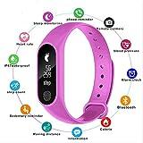 PMFS Reloj Inteligente Relojes para niños Niños para niñas niños Deporte Pulsera Pulsera Niño Inteligente Banda Fitness Monitor Reloj Inteligente