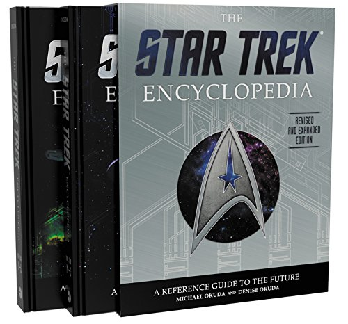 The Star Trek Encyclopedia, Revised and Expanded Edition: A Reference Guide to the Futureの詳細を見る