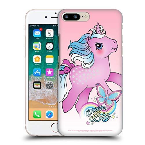 Head Case Designs Licenza Ufficiale My Little Pony Classic Sogna in Grande Chiuso nella mia Nuvola Cover Dura per Parte Posteriore Compatibile con Apple iPhone 7 Plus/iPhone 8 Plus